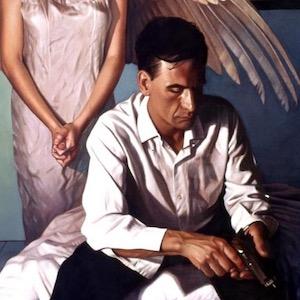 1989 Angel redeemer (detail)